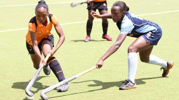 Triumphant African hockey Queens return from Bulawayo