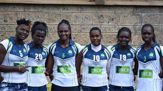 Chepchumba hopes to spike KCB to glory after lucrative move