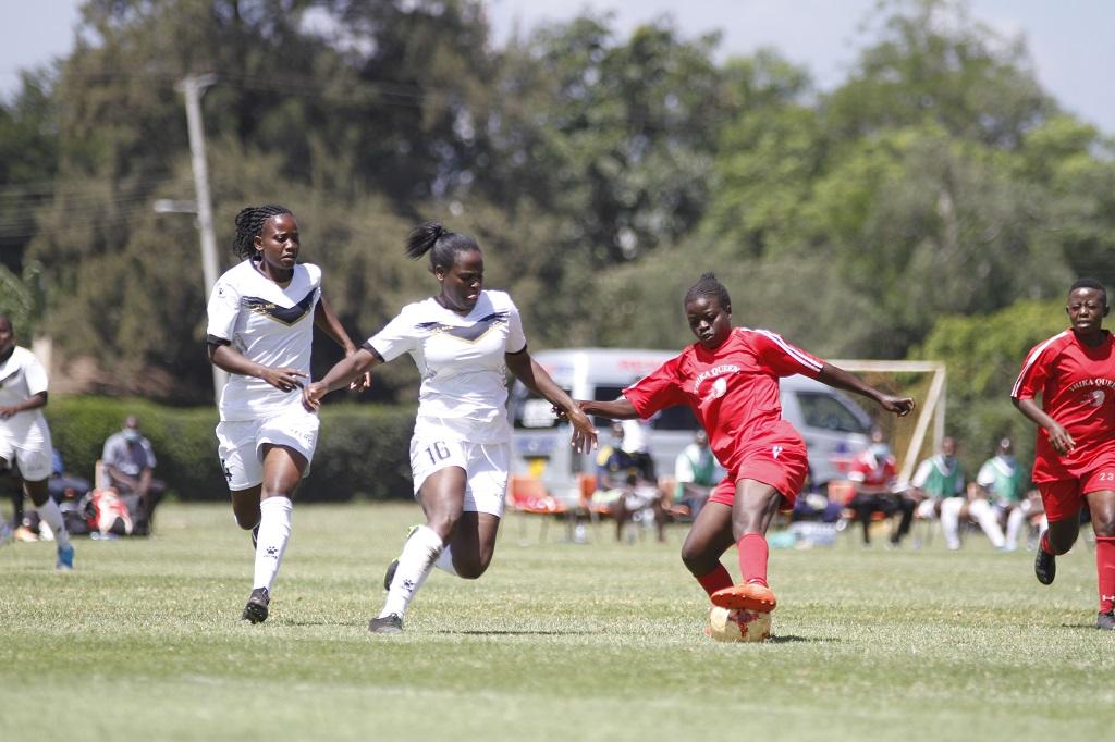 FKF Women's Premier League: Sunday Wrap