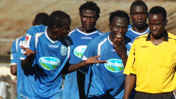 Nakumatt ready for Thika United duel