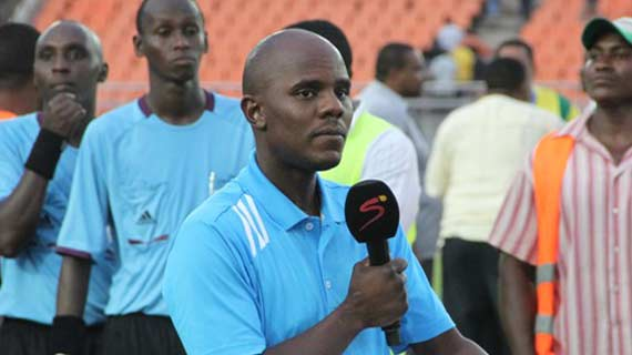 One on one with SuperSport's Thomas Mlambo