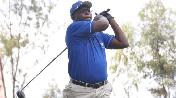 Nyanza to host NIC golf series