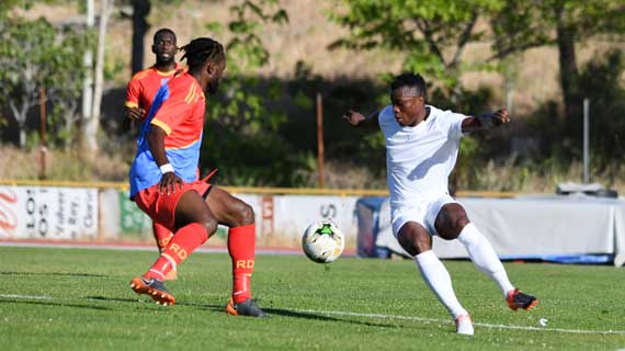Harambee Stars hold DR Congo in Madrid friendly