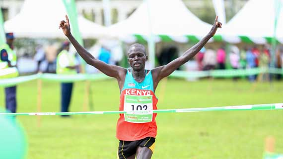 Toroitich beats field to win Deaf Half Marathon