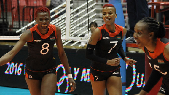 Kenya to face Puerto Rico in decider match