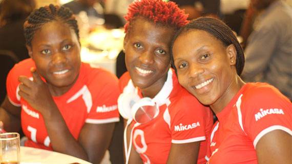 Kenya set to host regional Volleyball action at Kasarani