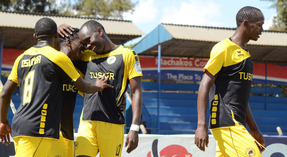 Hapless AFC walloped by Tusker in Machakos