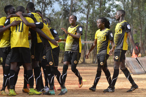 Tusker thrash Sharks as Muluya cries over Ruaraka pitch