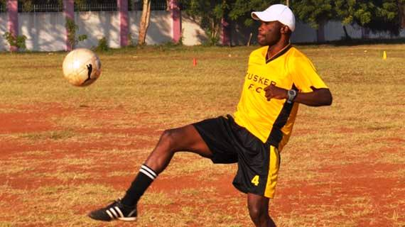 Pamzo encouraged after positive FKF Cup start