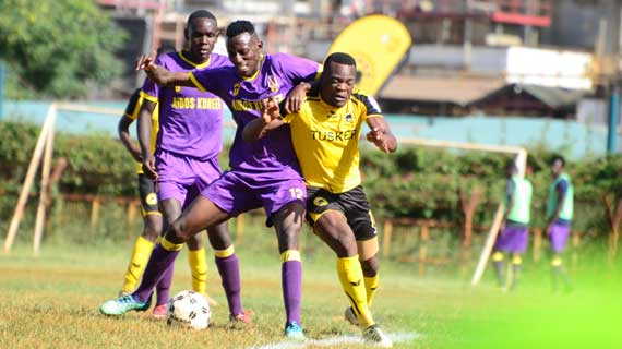 Tusker drop points with Wazito draw