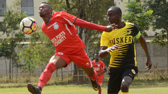 Bandari cement second spot as AFC humble Nakumatt
