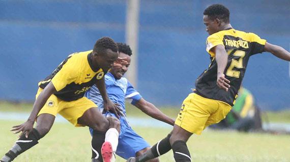 AFC lose penalty in lackluster Bandari draw, Sharks maul Tusker