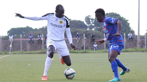 Muchiri rescues Tusker from Rangers' defeat