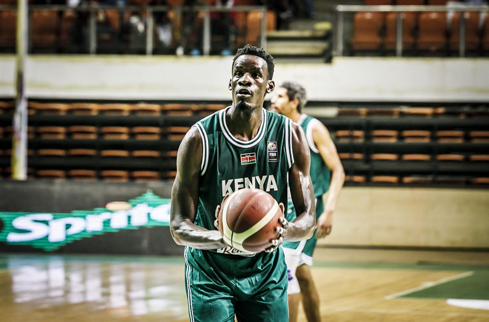 Ongwae among standout performers at AfroBasket qualifiers