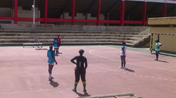 Kenya expects tough pool matches in Djibouti