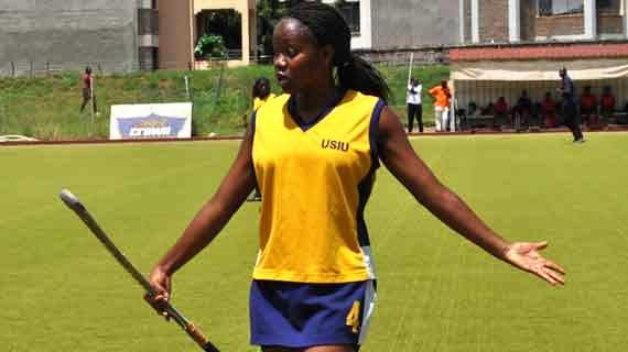 USIU drub Kenyatta University in ladies league
