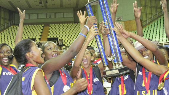 USIU Flames successfully defend ZUBL Crown