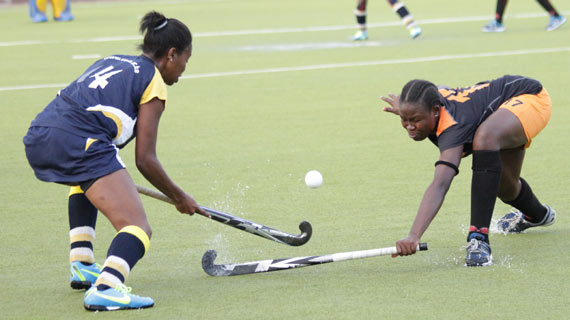Hockey league action resumes at City Park