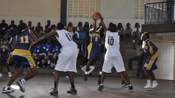 Eagle Wings retain regional title in Burundi