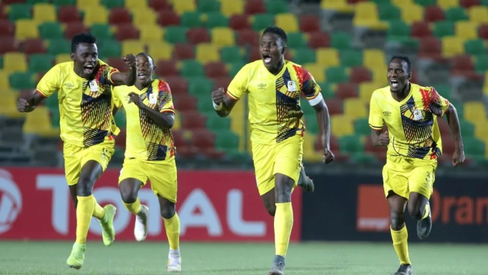 AFCON U20: Uganda set up final date against Ghana