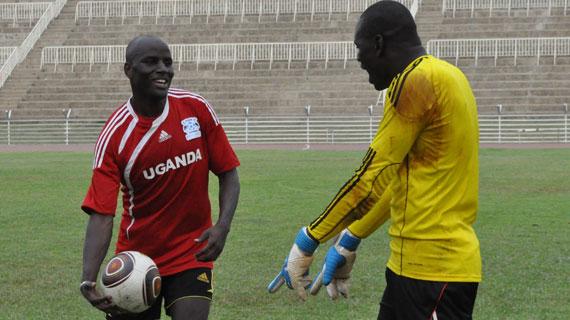 Uganda Cranes escape red card to hold Ghana Black Stars