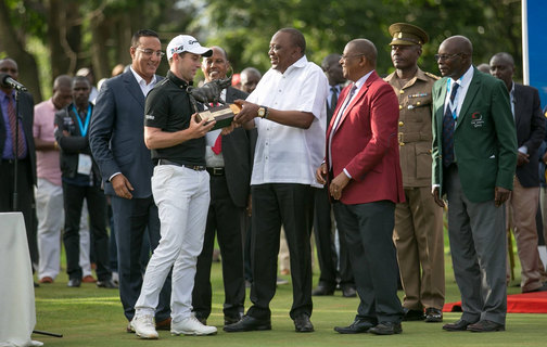 GOK doubles Kenya Open sponsorship  to Ksh 270 million