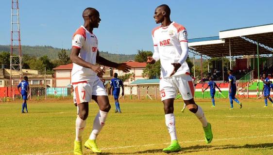 Ulinzi win leaves Bandari stagnant at the top