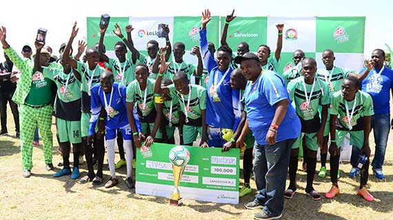 Ulinzi stage comeback to clinch maiden Chapa Dimba crown