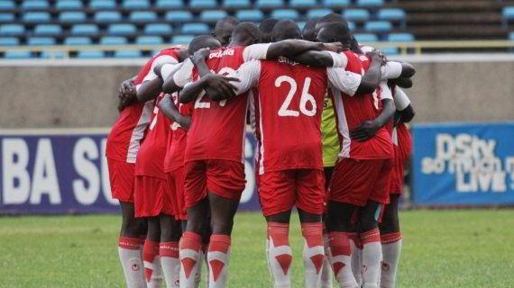 Heavy loss for Ulinzi Stars in Egypt