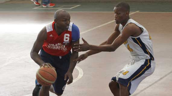 Ulinzi beat Tigers to qualify for playoffs finals