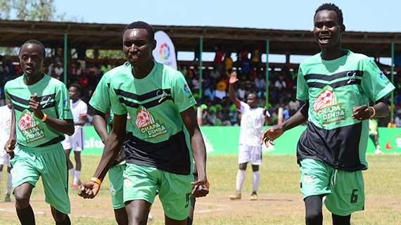Ulinzi, JYSA to battle for Chapa Dimba Central Region's Boys crown