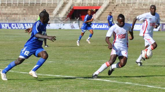 Sofapaka crash Ulinzi out of FKF Cup
