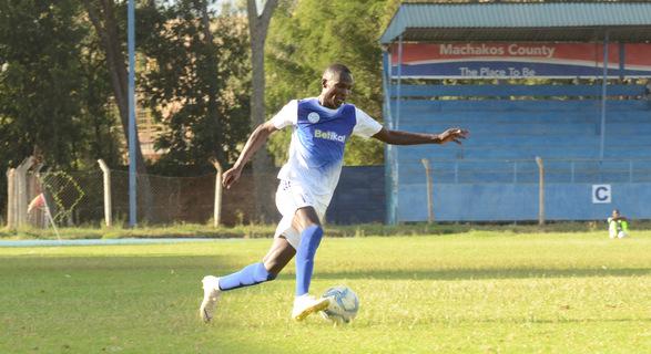 Sofapaka's Kasumba eyes Uganda Cranes call-up