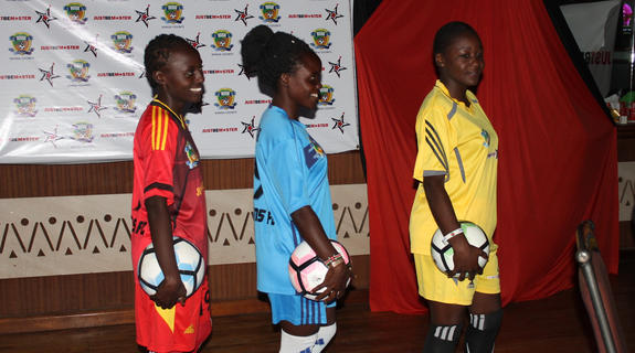 Vihiga Queens land kit sponsorship deal
