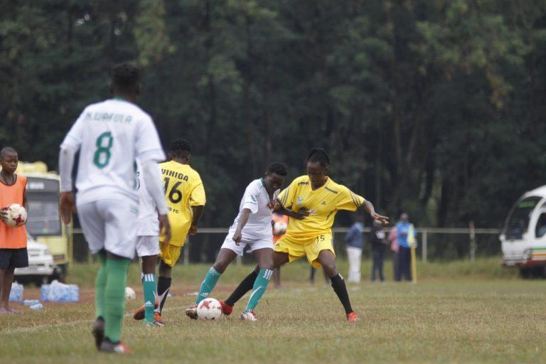 FKFWPL Sunday Wrap: Kisumu All Starlets, Vihiga Queens win big