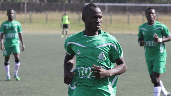 Gor distraught as as Walusimbi goes AWOL, wants Kaizer Chiefs move