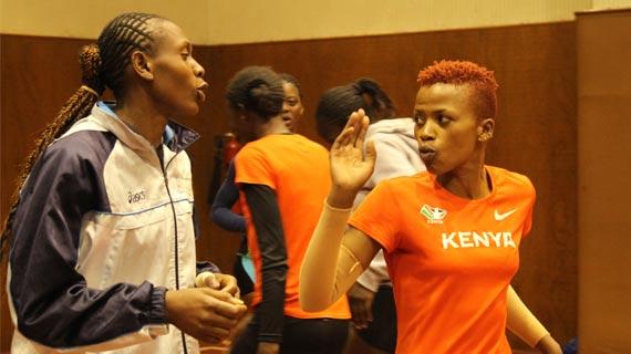 Wanja, Agalla dropped as Munala names squad