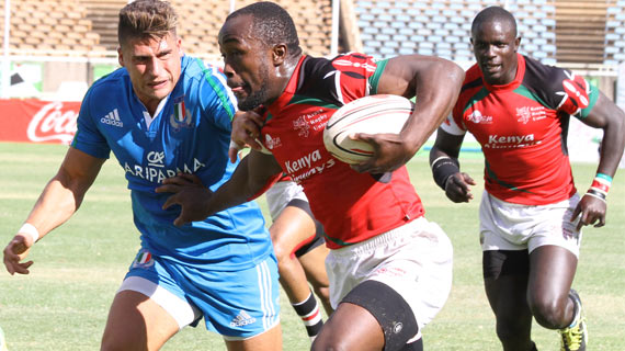 Shujaa dethrone Samurai as  Safari 7's ends at Kasarani