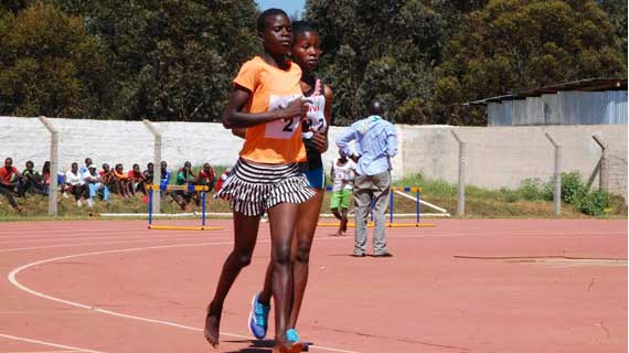 Wanjala wins 5000m walk finals in Eldoret
