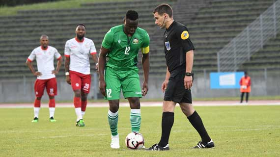Wanyama penalty sees Kenya beat Madagascar in Paris friendly