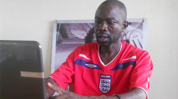 Wanyama using HIV POSITIVE status to transform lives