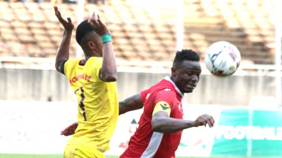Harambee Stars fall to Mozambique in home friendly