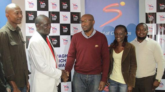 Victor Wanyama Sponsors Magharibi Michezo Awards