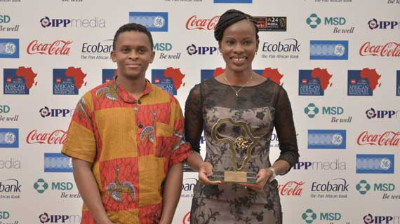 Kenya's Evelyne Watta wins CNN award