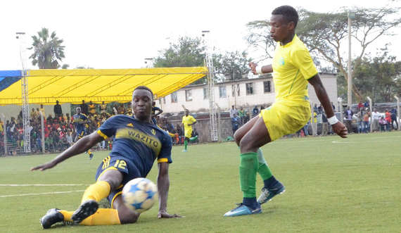 Wazito stand-in boss Ambani looks to wrestle NSL top spot