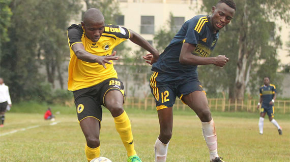 Wazito lucky to squeeze a point from Tusker