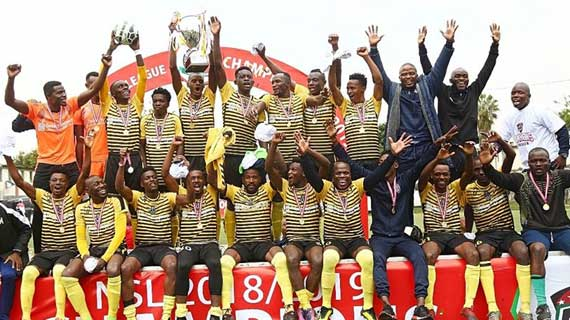 Wazito, Kisumu All Stars earn KPL promotion