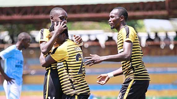 Wazito thrash Kisumu All Stars to keep promotion dream alive