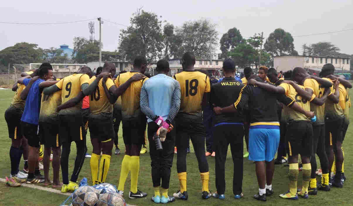 Wazito eye revenge over Ushuru in NSL top of the table tie