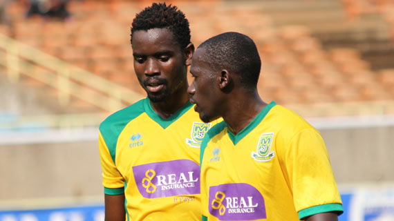 Mathare fully focused on Sony clash